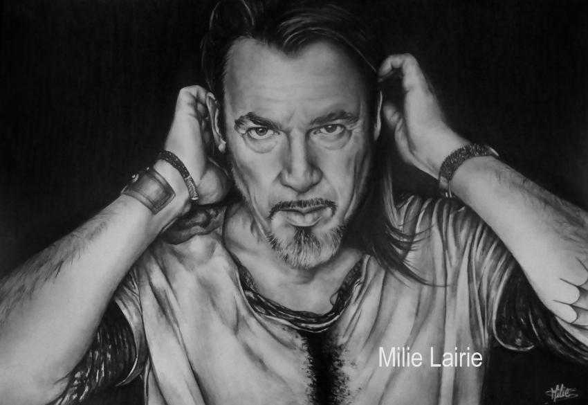 Florent Pagny by Milie
